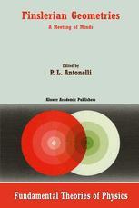 Finslerian Geometries
