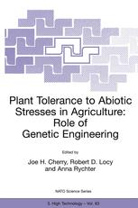 Plant Tolerance to Abiotic Stresses in Agriculture: Role of Genetic Engineering