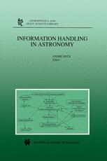 Information Handling in Astronomy