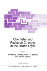 Chemistry and Radiation Changes in the Ozone Layer