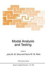 Modal Analysis and Testing