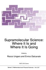 Supramolecular Science: Where It Is and Where It Is Going