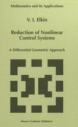 Reduction of Nonlinear Control Systems