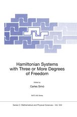 Hamiltonian Systems with Three or More Degrees of Freedom