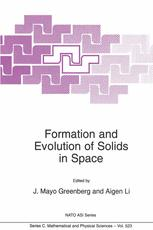Formation and Evolution of Solids in Space