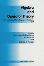 Algebra and Operator Theory