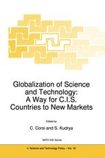 Globalization of Science and Technology: A Way for C.I.S. Countries to New Markets