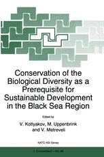 Conservation of the Biological Diversity as a Prerequisite for Sustainable Development in the Black Sea Region