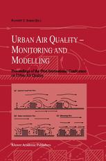 Urban Air Quality: Monitoring and Modelling