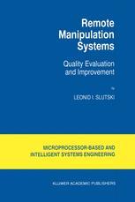 Remote Manipulation Systems