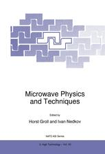 Microwave Physics and Techniques