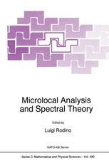 Microlocal Analysis and Spectral Theory