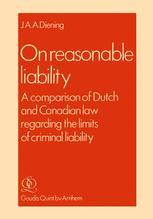 On Reasonable Liability