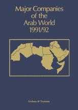 Major Companies of the Arab World 1991/92