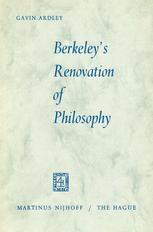 Berkeley's Renovation of Philosophy