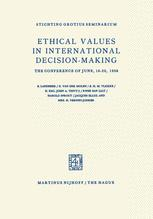 Ethical Values in International Decision-Making