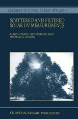 Scattered and Filtered Solar UV Measurements