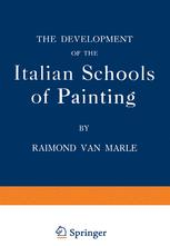 The Development of the Italian Schools of Painting