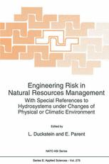 Engineering Risk in Natural Resources Management