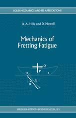 Mechanics of Fretting Fatique