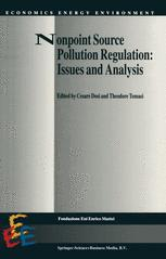 Nonpoint Source Pollution Regulation: Issues and Analysis