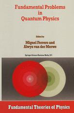 Fundamental Problems in Quantum Physics