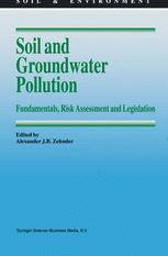 Soil and Groundwater Pollution