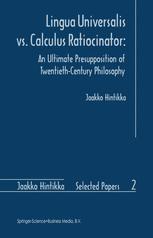 Lingua Universalis vs. Calculus Ratiocinator