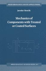 Mechanics of Components with Treated or Coated Surfaces