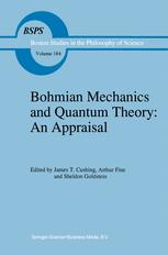 Bohmian Mechanics and Quantum Theory: An Appraisal