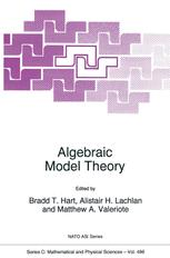 Algebraic Model Theory