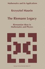 The Riemann Legacy