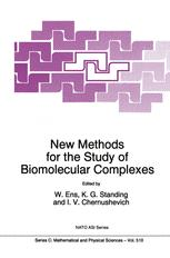 New Methods for the Study of Biomolecular Complexes