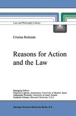 Reasons for Action and the Law
