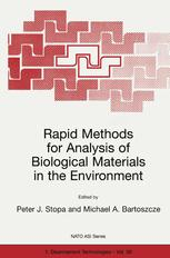 Rapid Methods for Analysis of Biological Materials in the Environment