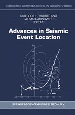 Advances in Seismic Event Location