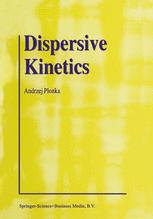 Dispersive Kinetics