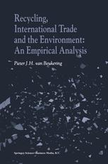 Recycling, International Trade and the Environment: An Empirical Analysis