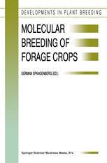 Molecular Breeding of Forage Crops
