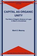 Capital as Organic Unity