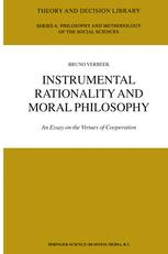 Instrumental Rationality and Moral Philosophy