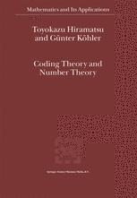 Coding Theory and Number Theory