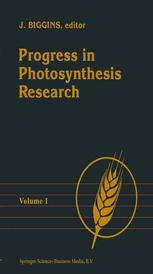 Progress in Photosynthesis Research