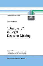 """""""Discovery"""" in Legal Decision-Making"""