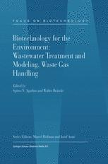 Biotechnology for the Environment: Wastewater Treatment and Modeling, Waste Gas Handling