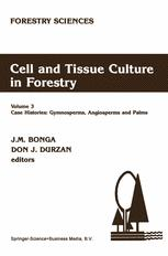 Cell and Tissue Culture in Forestry