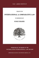 Essays on International & Comparative Law