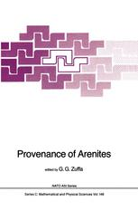 Provenance of Arenites