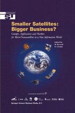 Smaller Satellites: Bigger Business?