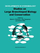 Studies on Large Branchiopod Biology and Conservation